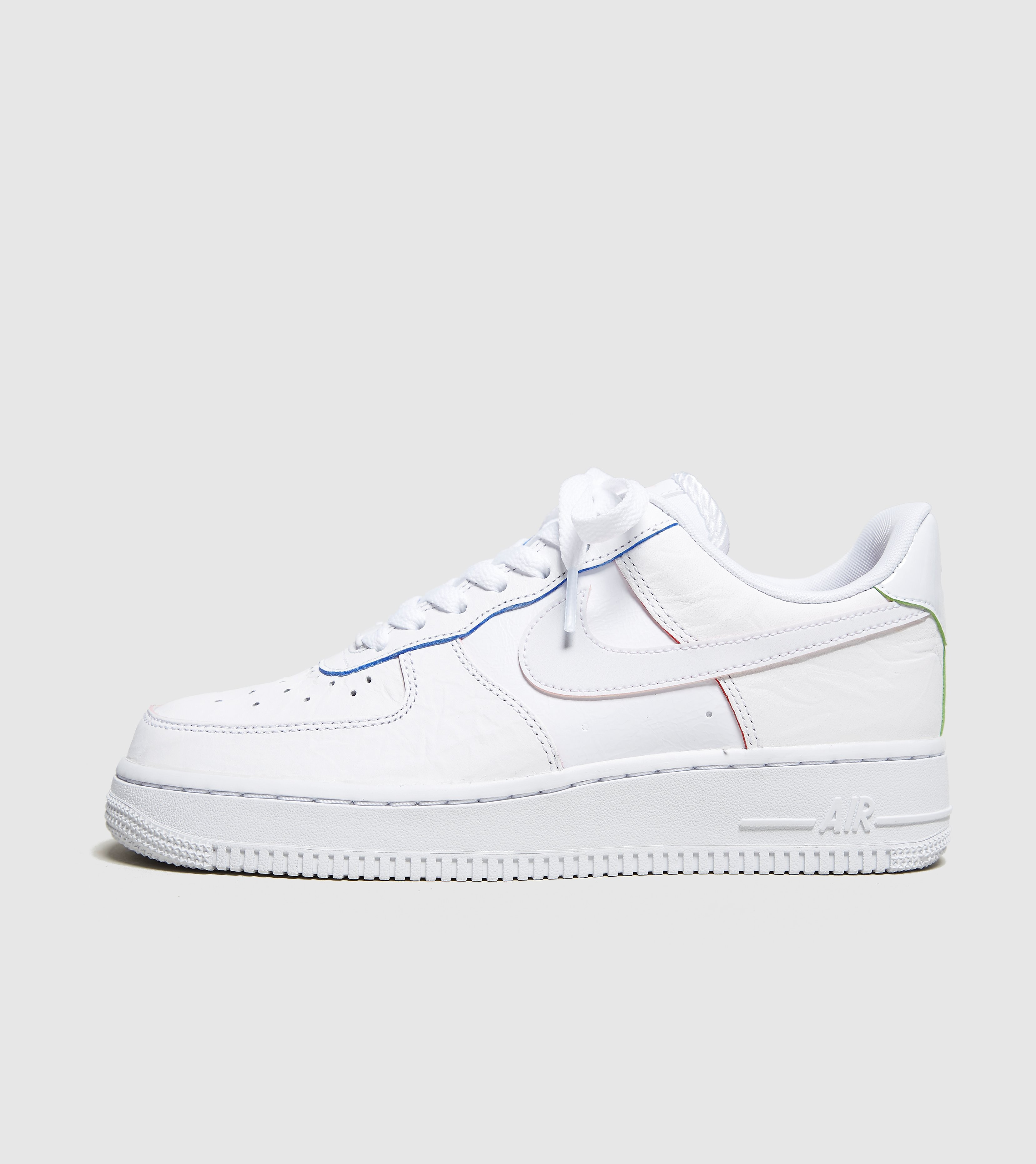 the best attitude 9a36a 87bfe Nike Air Force 1 Low Womens (wit)