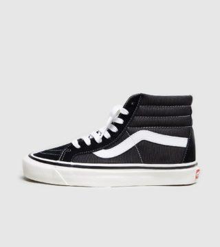 Vans Anaheim Sk8-Hi Dames (zwart)