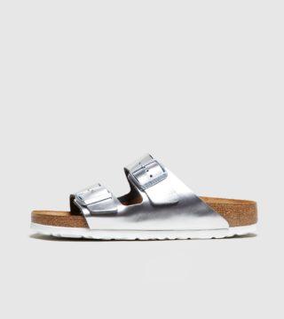 Birkenstock Arizona Sandals Women's (zilver)