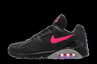 Nike Air Max 180 (Zwart)