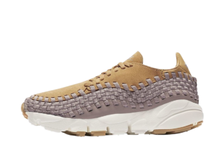 Nike Wmns Air Footscape Woven (Geel)