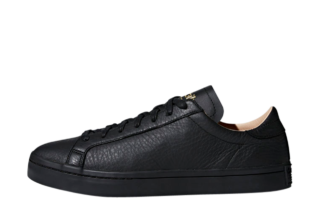 Adidas Court Vantage (Zwart)