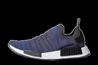 Adidas NMD_R1 SLT Primeknit (Blauw)