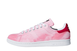 Adidas x Pharrel Williams HU Holi Stan Smith (Roze)