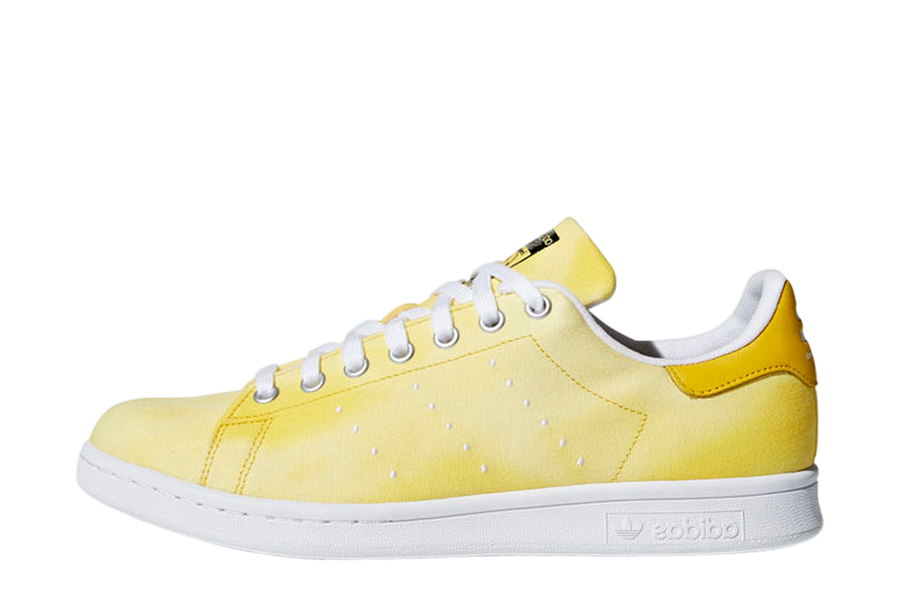 2b43109932e Adidas x Pharrel Williams HU Holi Stan Smith (Geel) | | adidas