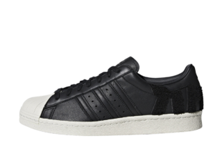 Adidas Superstar 80s (Zwart)