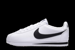 Nike Classic Cortez Leather (Wit)