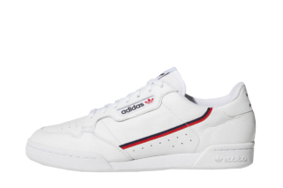Adidas Continental 80 (Wit)