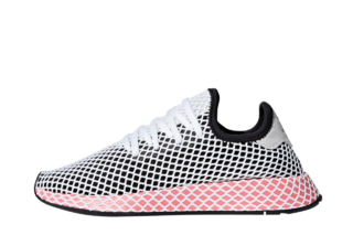 Adidas Deerupt Runner W (Zwart)