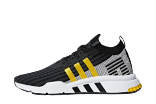 Adidas EQT Support Mid ADV Primeknit (Zwart)