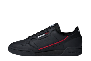 Adidas Continental 80 (Zwart)