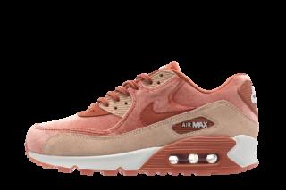 Nike Wmns Air Max 90 (Rood)