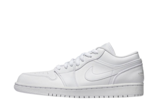 Jordan Air 1 Low (Wit)