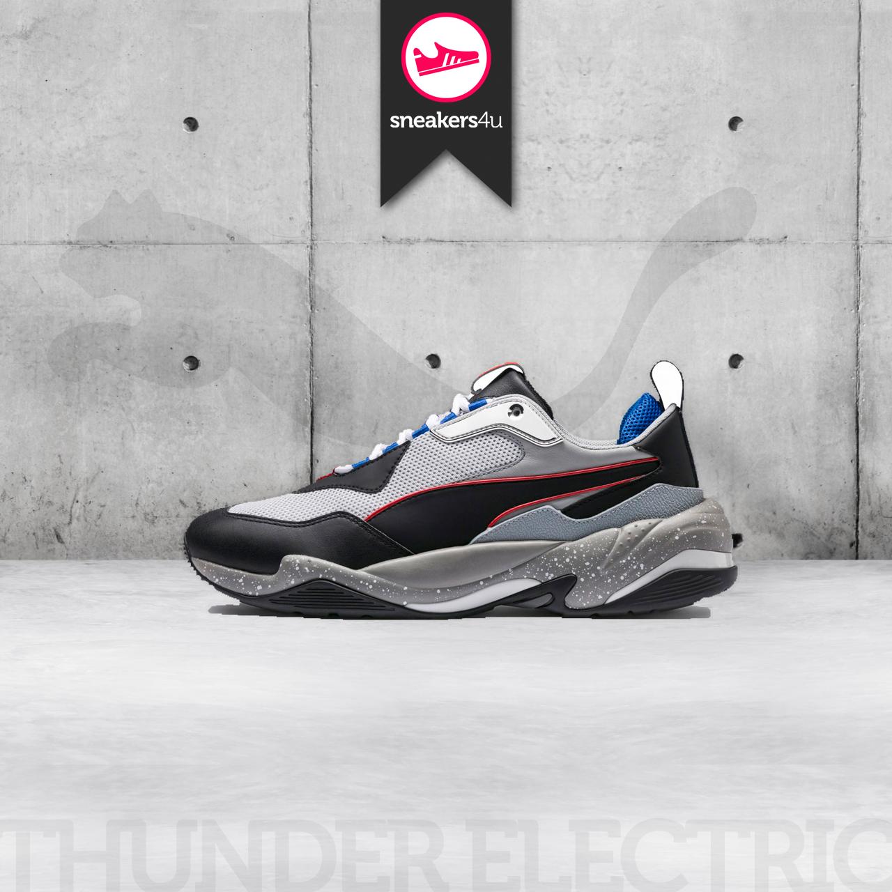 Puma Thunder Electric | dames, heren & kids | Sneakers4u
