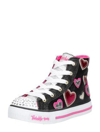Skechers Twinkle Toes - Zwart