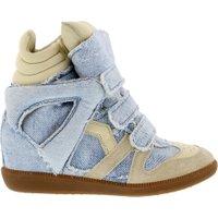 Isabel Marant Sneakers bekett bk0006 jeans blauw