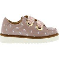 SVNTY Antwerp Sneakers rings roze beige