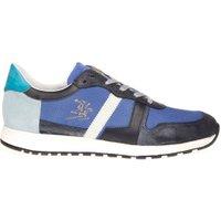 L'Ascolana Sneaker monrose jeans/celeste blauw