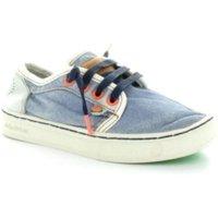 Satorisan Heisei Sneakers licht blauw