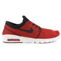 Nike Janoski max heren sneakers rood