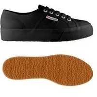 Superga Cotu dames sneakers zwart