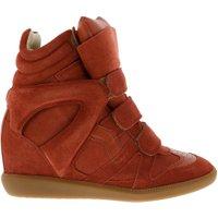 Isabel Marant Sneakers bekett bk0006 rood