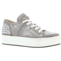 Janet & Janet Sneakers 231.33.2 taupe