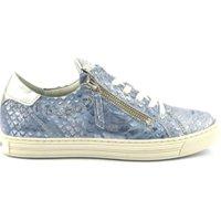 aQa Sneakers blauw