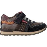 Shoesme stoere sneakers voor jongens blauw