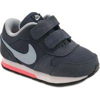 Nike Sneakers md runner klittenband blauw
