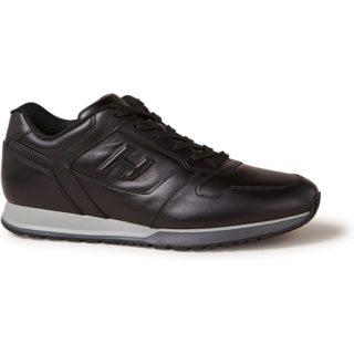 Hogan H321 Runner sneaker van leer