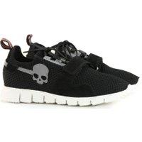 Hydrogen Cyber sneakers zwart