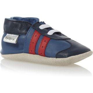 Bobux Babyslofjes in sneakerlook