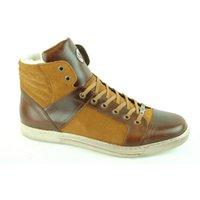 Di Stilo Sneakers bruin