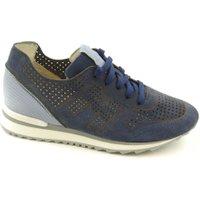 Maripé Sneakers blauw