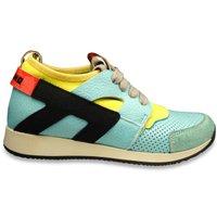 Momino Sneaker scuba mint- blauw
