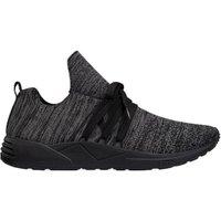 ARKK Sneaker raven disrupted camo black zwart