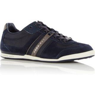 HUGO BOSS Sneaker Akeen donkerblauw