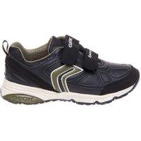 Geox Sneaker bernie grey/black zwart