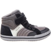Geox Sneaker elvis grey/black grijs