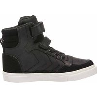 Hummel Sneakers stadil oiled high black zwart