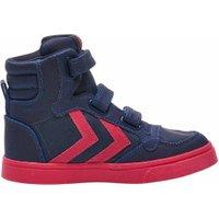 Hummel Sneakers stadil tonal jr blue red blauw