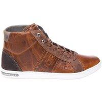 Bjorn Borg Sneaker geoff mid tan-dark brown bruin