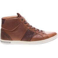 Bjorn Borg Sneaker geoff mid tmb tan-brown bruin