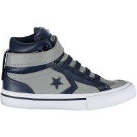 Converse Sneaker pro blaze stretch high dolphina grey/navy blue grijs
