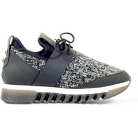 Alexander Smith London Dames sneakers zwart