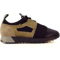 Stokton Heren sneakers zwart