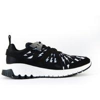Neil Barrett Heren sneakers zwart