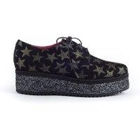 Alberto Gozzi Dames sneakers zwart
