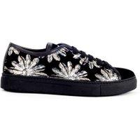 Stokton Dames sneakers zwart